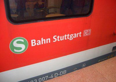 Anreise nach Ludwigsburg